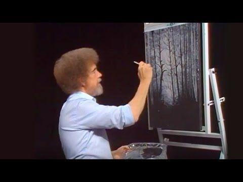 Bob Ross - Golden Rays of Sunshine (Season 28 Episode 4) - YouTube