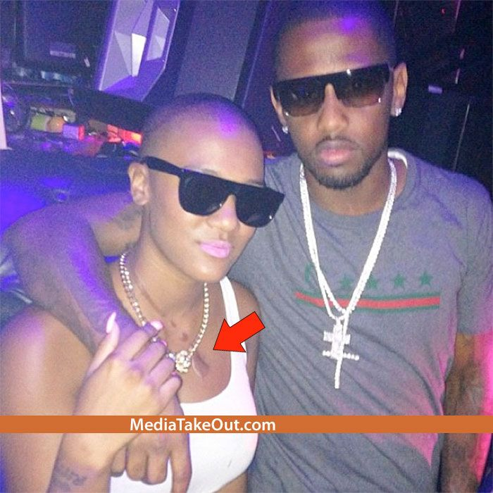 You Wanna Know How NYA LEE From Love And Hip Hop Got That SCAR . . . Find Out What She DID . . . To Make A Girl CUT HER THROAT . . . And Give Her A COLOMBIAN NECKTIE!!! - MediaTakeOut.com™ 2013