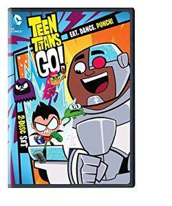 Amazon.com: Teen Titans Go! Season 3 P1 (DVD): Scott Menville, Greg Cipes, Khary Payton, Tara Strong, Hynden Walch, Glen Murakami, Bruce Timm: Movies & TV