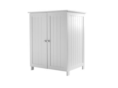 B&Q Tongue & Groove Effect Vanity Unit, 0000005287772