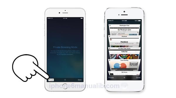 How to Enable Private Browsing Mode on iPhone 6