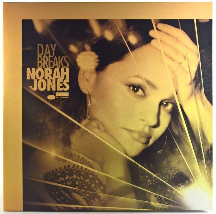 Norah Jones - Day Breaks 180g Orange Vinyl Lim.