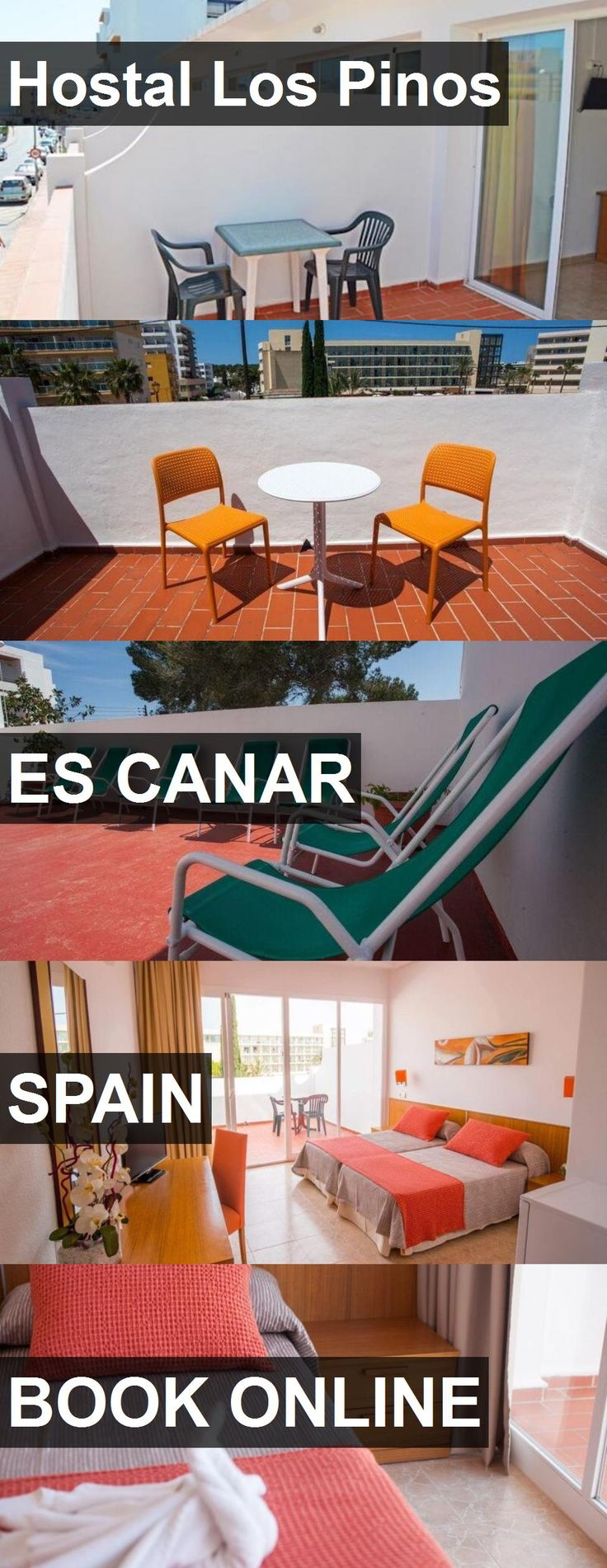 Hotel Hostal Los Pinos in Es Canar, Spain. For more information, photos, reviews and best prices please follow the link. #Spain #EsCanar #HostalLosPinos #hotel #travel #vacation