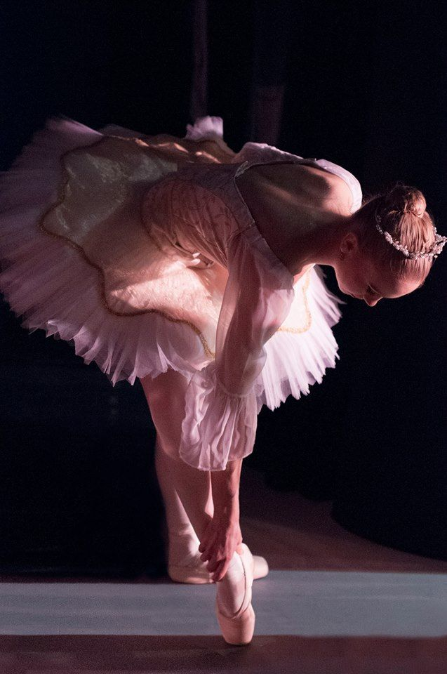 The ballet is a purely female thing; it is a woman, a garden of ...