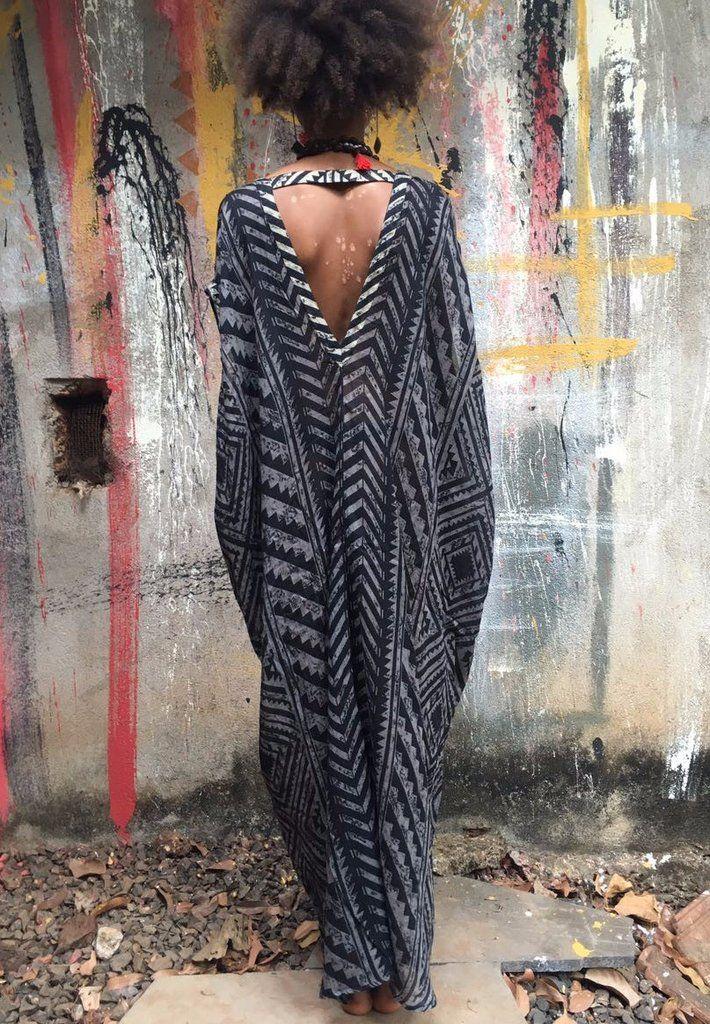 Kaftan Dress – ZhenNymph