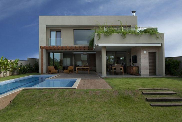 Elegant dream home in Sao Paulo by Pupo Gaspar Arquitetura