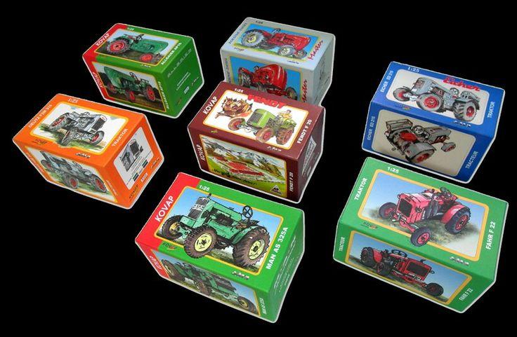 Kovap tractors