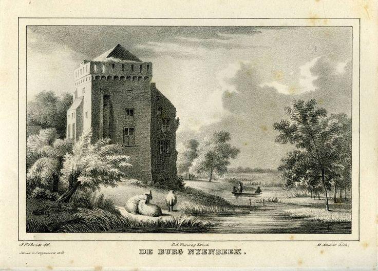 Nijenbeek in Voorst - foto's en tekeningen