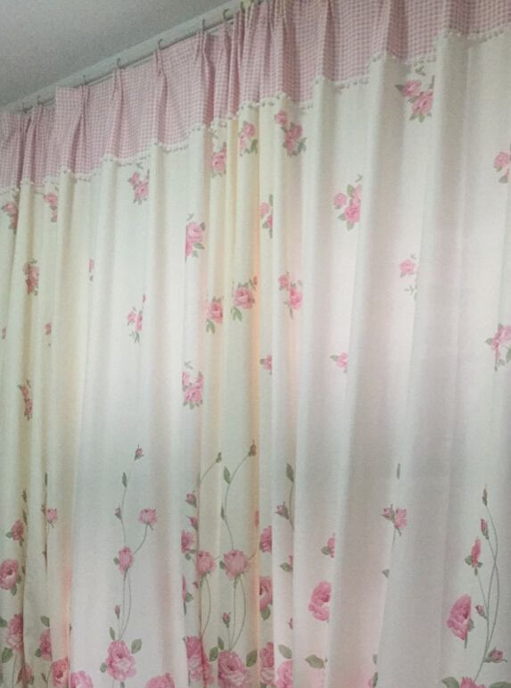 Floral Good quality curtains online for Girls Bedroom Decoration in ...