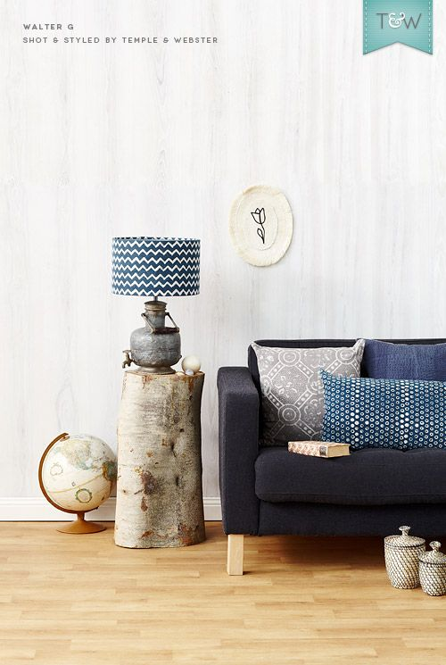 Our interview with Lauren Bennet & Genevieve Fennel, founders of Walter G, a homewares company specialising in unique cushions, lamp shades & more created using fabrics hand made in India. Read more on the Temple & Webster blog.