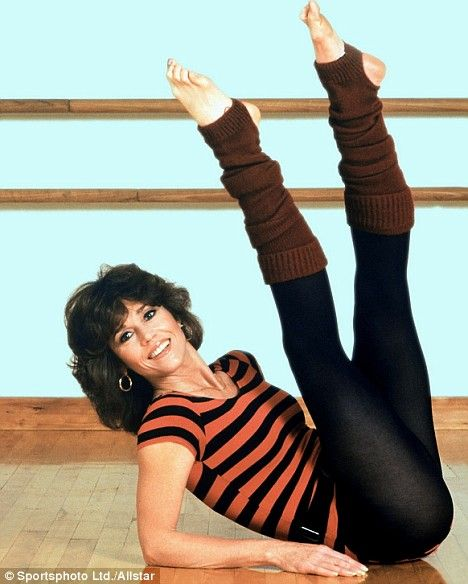 Jane Fonda Workout