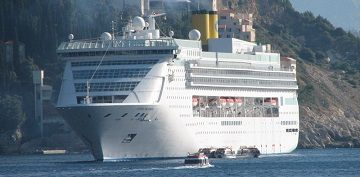 Costa Cruises cruise ship Costa Victoria. Track the cruise ship, live, in real time.