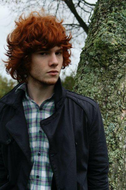 Resultado de imagen de boy ginger hair tumblr