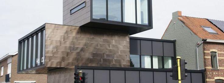 Ridder metalen dak en wand systemen