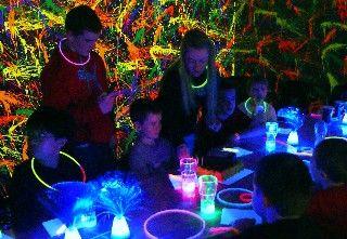 Lazer Kraze Laser Tag Kid Birthday Party Locations In
