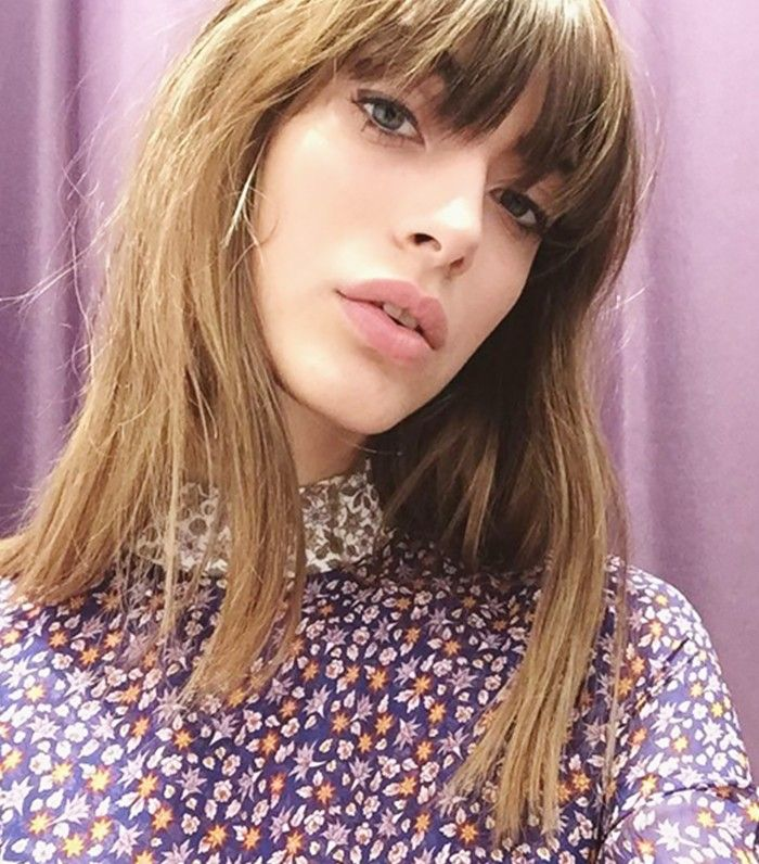Exclusive: A French Model Reveals Her Entire Beauty Routine via @ByrdieBeauty