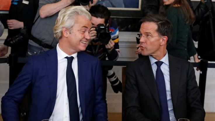 In the Netherlands, Prime Minister Mark Rutte fought off a challenge from the xenophobic, far-right-wing politician Geert Wilders in a closely watched election Wednesday. Dutch voters turned out in record numbers, showing Rutte's party far more support than expected by pundits. With 95 percent of the votes counted,  Rutte's center-right People's Party for Freedom and Democracy has won 33 parliament seats. Wilders's anti-immigrant, anti-European Union Party for Freedom, whose slogan was…