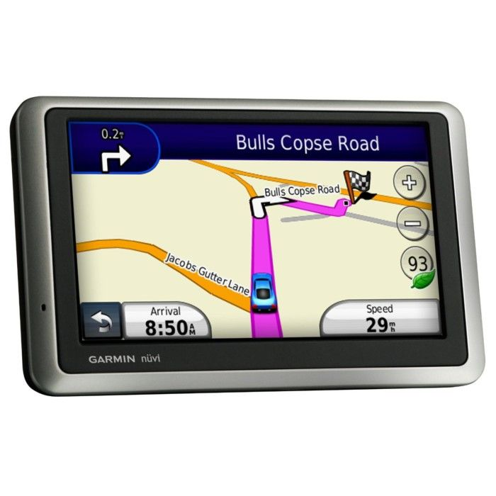 Garmin Nuvi 1300 NOH Portable 4.3 Sat Nav with UK and ROI Maps - Car Audio Centre