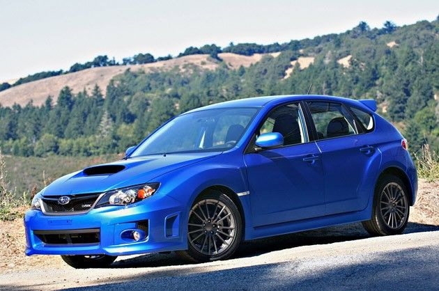 Subaru Impreza WRX The Car I will be getting