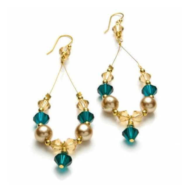 Weekend Kits Blog: Beaded Necklace, Bracelet U0026 Earring Making Kits