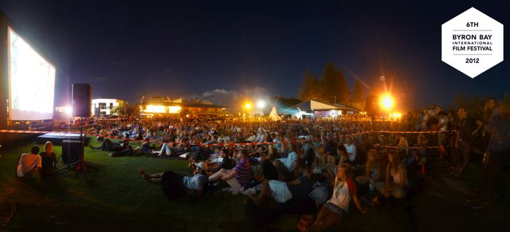Full Moon outdoor cinema, #byronbay #byron #filmfestival #outdoormovie