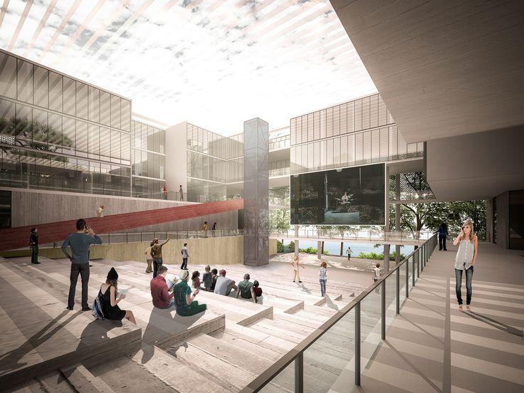 Galería de PLAN Arquitectos gana concurso de ideas de la Universidad Austral de Chile en Valdivia - 3