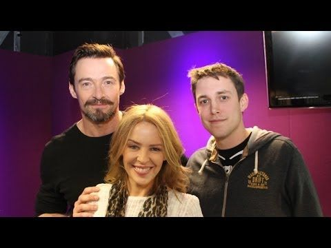 With Scott away there's only one person who could host Innuendo Bingo...another antipodean Kylie Minogue!!! I know!!!!