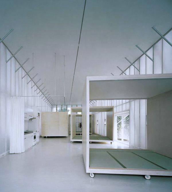 Naked House in Saitama by Shigeru Ban 05