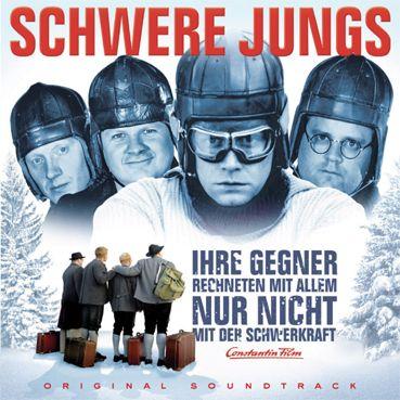"""Film über den Viererbob 1952: """"Schwere Jungs"""""""