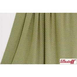 lillestoff » Jacquard greenberry pitty « // Design: SUSAlabim // hier erhältlich: http://www.lillestoff.com/exklusiv-designer/susalabim/jacquardgreenberrypitti-5223.html