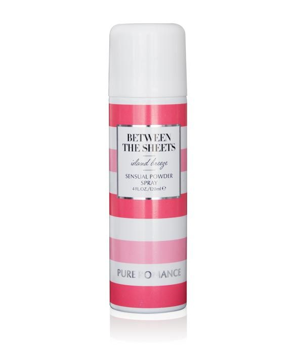 Pure Romance - Between the Sheets in Island Breeze - Spray this on your bra in the morning to help with boob sweat. I can't keep this on the shelf since summer started! Get one free with every $99 order! Email pureromancebysharlynn@gmail.com to order.