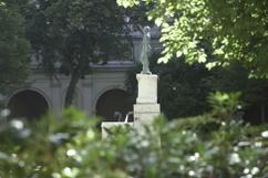 Visite du jardin et ses sculptures au Musée des Beaux Arts de Lyon