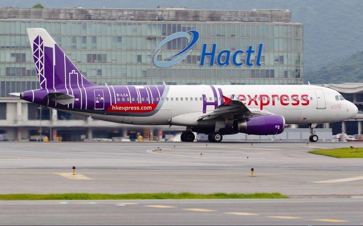 Hong Kong Express Airbus A320-232