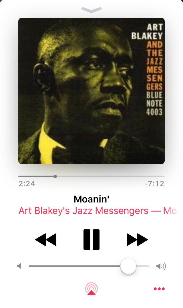 Art Blakey & The Jazz Messengers - Moanin' (1958) Hard Bop (Blue Note)