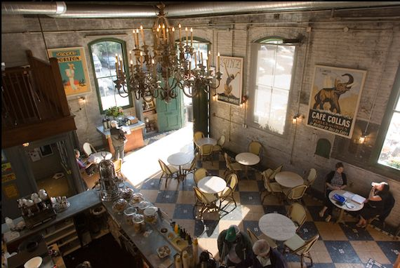 Balzac's Coffee, Toronto
