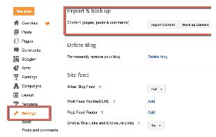 How To Take Complete Backup of BlogSpot blogs   BlogSpot is one of the top free known free blogging platform but it comes with many limitations. One of the biggest limitation is Google owns the control of your blog. Google owns the right to delete your blog at any point of time the wish. This usually comes when you are using your blog for spamming or for any other activities which violates BlogSpot TOS.  One thing which you can do apart from following BlogSpot guideline is taking a periodic…
