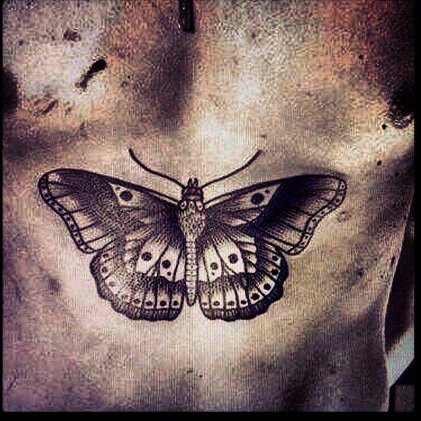 Ο Harry Styles από τους One Direction έχει αρκετά τατουάζ και μέσα στο 2013 έκανε μερικά ακόμη, ένα από τα πιο εντυπωσιακά είναι αυτή η πεταλούδα στην κοιλιά του, την οποία ανέβασε με καμάρι ο ίδιος στο Instagram.