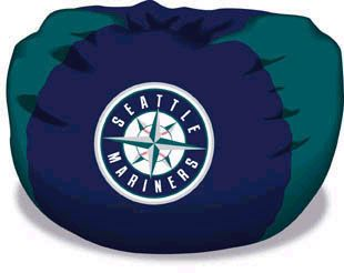 SEATTLE MARINERS Beanbag Blankets Bedrest Wall Borders Hanging And More