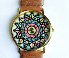 Jewels: aztec watch - Wheretoget
