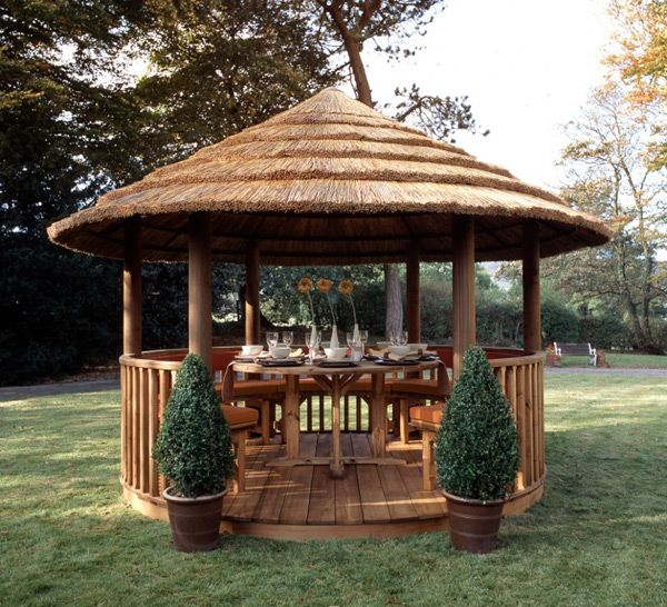 Beautiful african gazebos gazebo ideasgarden
