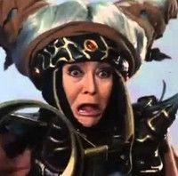 "Crunchyroll - After 10,000 Years She's Free! ""Power Rangers"" Film Casts Elizabeth Banks as Rita Repulsa"