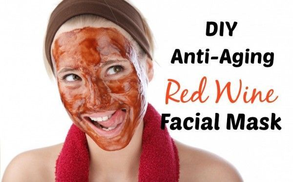 How to make a red wine face mask – #Face #Mask #Red #WINE – #Face #Mask