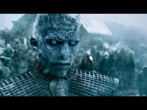 Quem é o Rei da Noite? Descubra A origem do vilão de Game of Thrones - YouTube