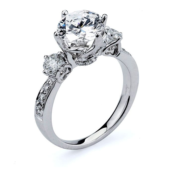 Engagement Rings Under $10 000 Get The Look