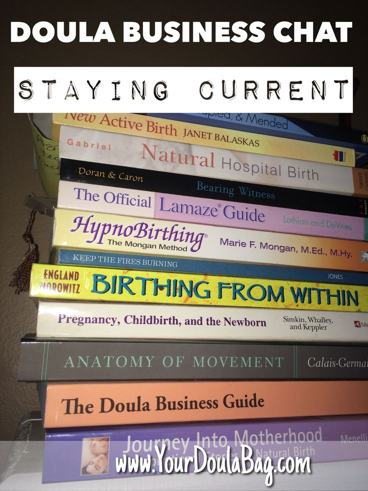 Doula Business Chat Session #4 we discuss staying current in the field of childbirth
