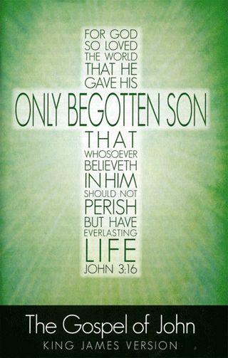 Gospel of John by King James Version