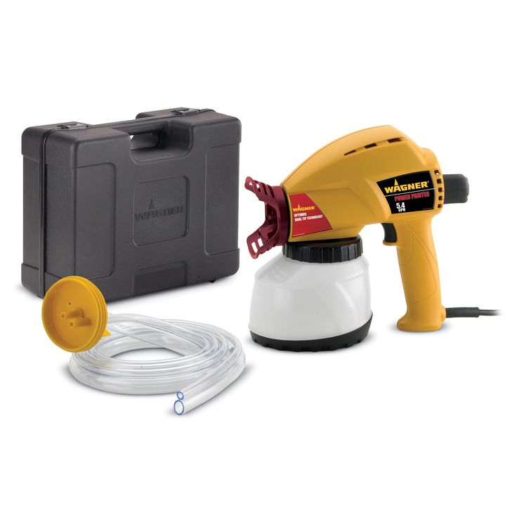 The 25 best wagner sprayer ideas on pinterest for Airless paint sprayer for kitchen cabinets