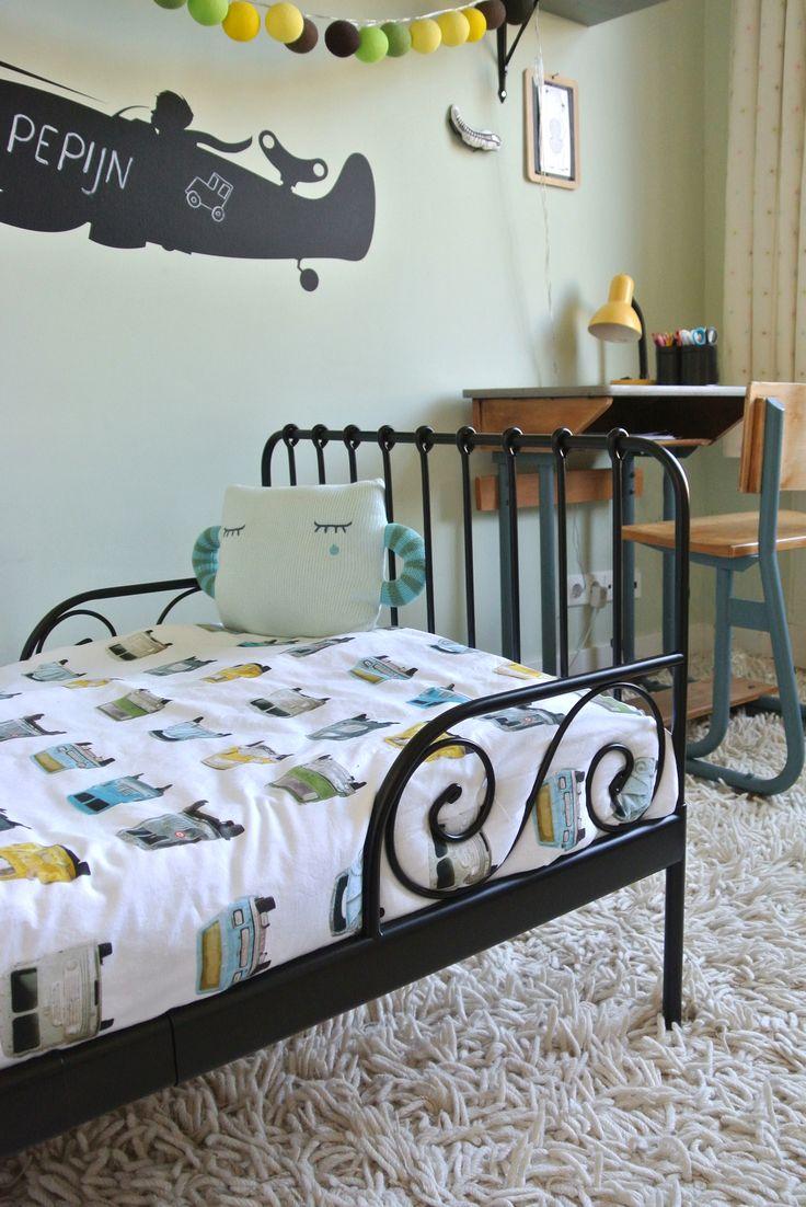 Meer dan 1000 ideeën over Kamers Voor Kleine Jongens op Pinterest ...