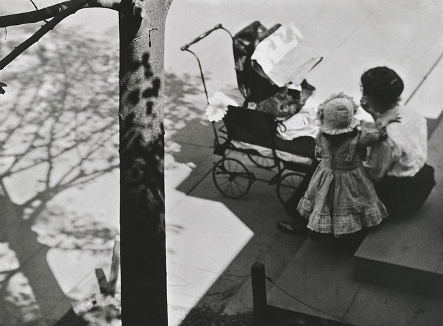 Central Park, New York, by Paul Strand 1913