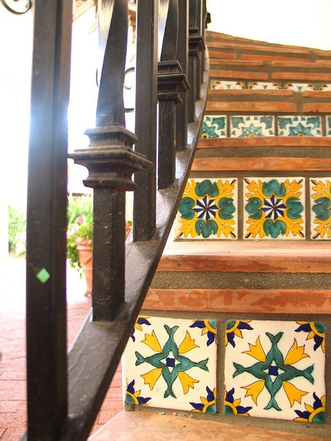 1000 Images About Spanish Revival Railings Stair On Pinterest